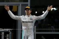 Moss regains unwanted F1 record after Rosberg title