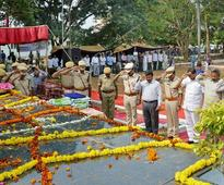 Respecting law real tribute to police martyrs, says SP