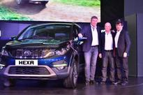 Tata Hexa launched in India at Rs. 11.99 lakh