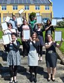 Magna Housing Staff Celebrate NVQ Success