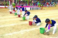 Chinar Primary School celebrates Annual Sports Day