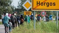 Iranian shot near Serbian-Hungarian border