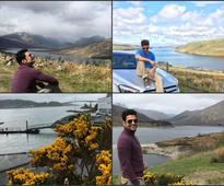 Woah! Rajeev Khandelwal's clicks from his leisure vacation will give you Travel Goals!