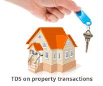 Tax Deducted At Source (Tds) On Property Transactions