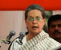 No failure is permanent: Sonia Gandhi tells party after electoral debacle