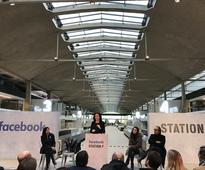Facebook's first startup incubator to open inside massive Station F in Paris