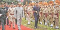 Homage paid to Patel on National Unity Day No force can disintegrate Manipur CM