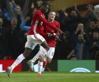 Europa League Roundup: Manchester United cruise after Paul Pogba brace; Inter, Shakhtar win
