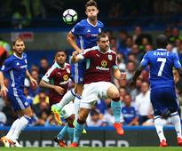 EPL PIX: Chelsea top after one-sided victory; Rose denies Liverpool win