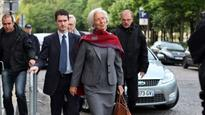 IMF chief not charged in fraud case