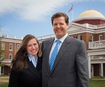 W. Taylor Reveley IV, next Longwood president, follows in family tradition