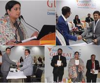 MoUs worth Rs. 8,835 crore signed in textile sector during Vibrant Gujarat 2017