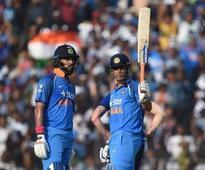 Mahi & Yuvi Power India to Series Win