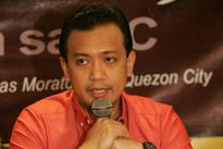 Trillanes leaves Manila for business trip