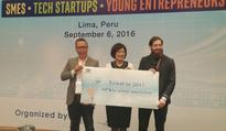 Medifi, start-up from PHL, wins at Apec O2O Forum in Peru