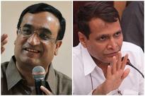 Here is why Ajay Maken thanked Railway minister Suresh Prabhu