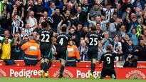 Stoke City boss Mark Hughes frustrated after West Brom draw