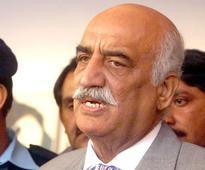 PM Nawaz is benefiting from Imran Khan's actions: Khurshid Shah