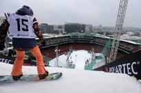 Ski jumping the latest event to step to the plate at Fenway