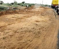 Roads being widened