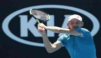 Australia Open: Goffin gets knocked out, del Potro advances