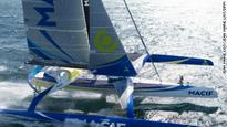MACIF: The yacht sailing into the record books?