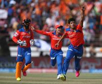 IPL Highlights - Gujarat Lions vs Kings XI Punjab: Axar Patel's Hat-Trick Guides KXIP to Second Win, GL Lose by 23 Runs