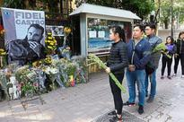 Many Vietnamese feel day of mourning is too much for late Cuban leader