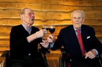 Meet the world's oldest living twin brothers