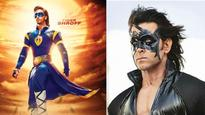 'Flying Jatt is Krrish's biggest fan': Hrithik and Tiger indulge in some serious superhero bromance