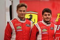 Fisichella, Vilander to lead Risi Daytona bid