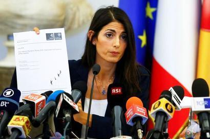 New mayor kills off Rome's 2024 Olympics bid