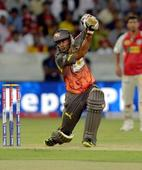 Sunrisers rise to the top of the IPL table