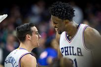 Joel Embiid changed Twitter avatar to photo comparing T.J. McConnell to Michael Jordan