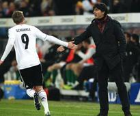 Joachim Loew plans to blood Germany's next generation on road to Russia