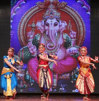 100 dancers remember M S Subbulakshmi