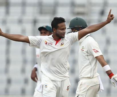 ICC Test Rankings: Big gains for Shakib, Hope; Pujara, Kohli unmoved