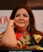 Sunaina Roshan during launch of her book