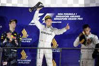 Lewis Hamilton has