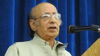 Alvida, Nida Fazli: wizard of words breathes his last in Mumbai