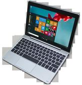 Nextbook New 10.1' 2-in-1 Detachable Tablet Perfect Gift For Dads and Grads