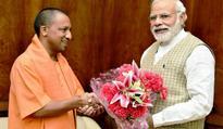India has touched new heights under PM Modi: Yogi Adityanath