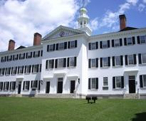 Dartmouth posts -1.9% return for fiscal year