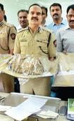 Ephedrine was bound for Eastern Europe, say cops