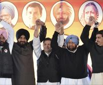 Amarinder thanks Rahul, says first priority to fight drugs
