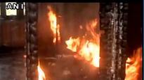 J&K: Fire at residential quarter of educational institute in Shopian