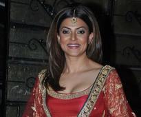 Sushmita Sen Currently Dating Nightclub Owner and Businessman Ritik Bhasin