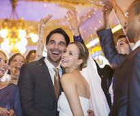 How much does the average Texas wedding cost in 2016?