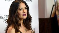 Salma Hayek Claims Donald Trump Planted a Story About Her in the 'National Enquirer' After She Refused to Date Him