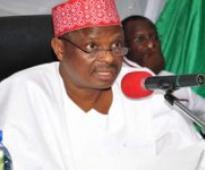FUNNY!!! Kwankwaso Warns Gov Ganduje To Stop Wearing A Red Cap